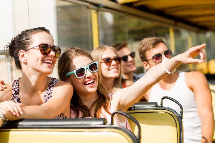 Roteiros percorridos em ônibus: 10 destinos para viajar no final de ano