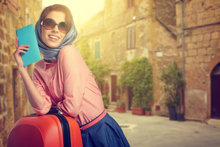 Dez destinos de viagem especiais para as Mulheres