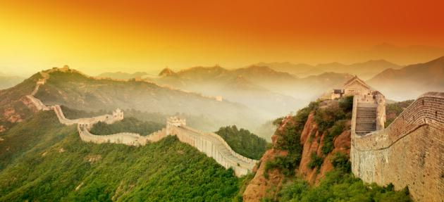 Muralhas da China - Foto shutterstock