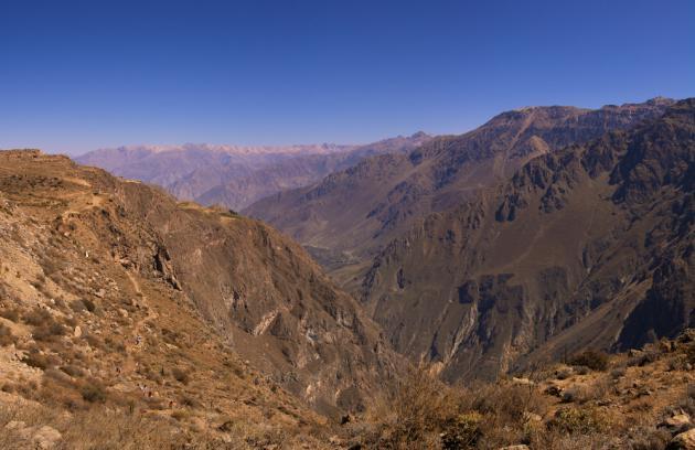 Colca Canyon - Foto shutterstock