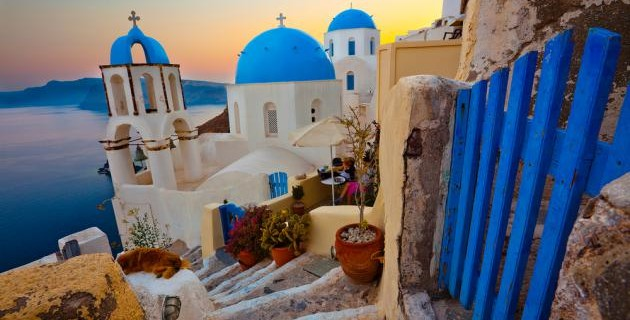 Santorini - Foto shutterstock