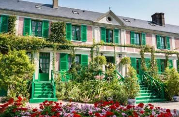 Casa de Monet - Foto shutterstock