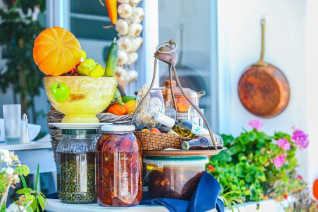 Alimentação grega - Foto shutterstock