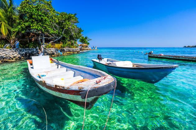 Islas de rosario colombia - Foto shutterstock
