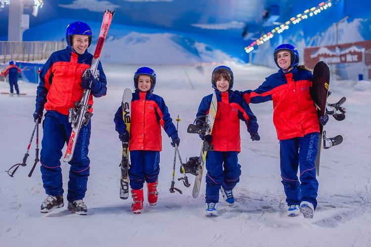 Snowland vai premiar visitantes com viagem internacional 1