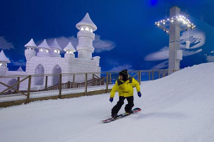 Snowland vai premiar visitantes com viagem internacional 4