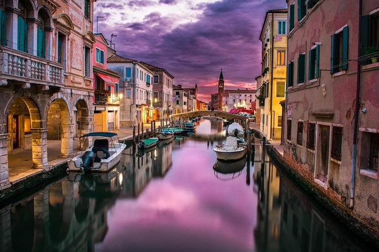 Veneza: seus canais, história e charme